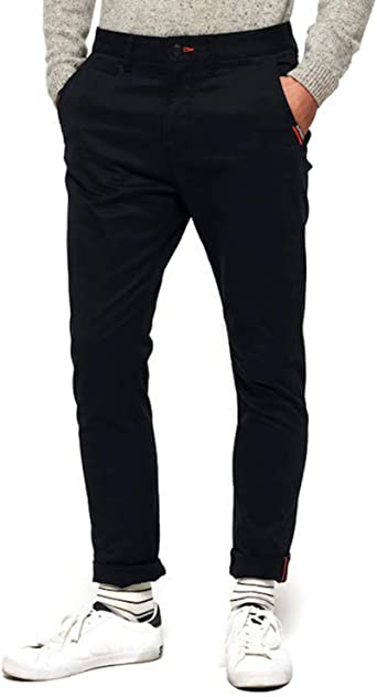 Superdry Pantalon chino slim International