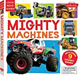 Mighty Machines: Includes 9 Chunky Books (Look, Read, Learn)
