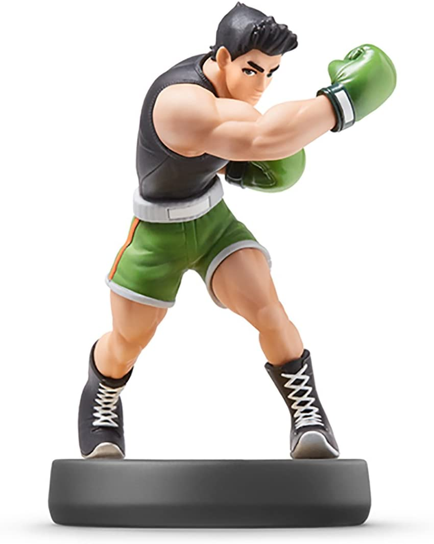 Nintendo Little Mac Amiibo - Japan Import - Super Smash Bros Series - 3DS WiiU Switch