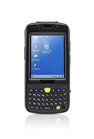 Archer @ Windows CE 6.0 Funda para ordenador portátil, 1d escáner de código de barras láser con bluetooth/WiFi/3G. Incluye base de carga: Amazon.es: ...