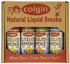 Colgin Assorted Liquid Smoke Gift Box 4....