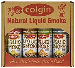 Colgin Assorted Liquid Smoke Gift Box 4.0 OZ