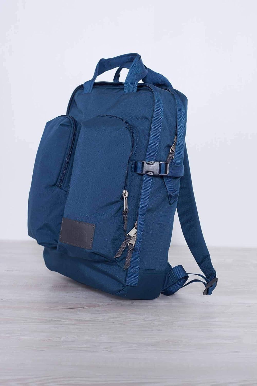 Amazon.com | The North Face Mini Crevasse One Size Blue Teal Htr/Asphalt Grey | Casual Daypacks