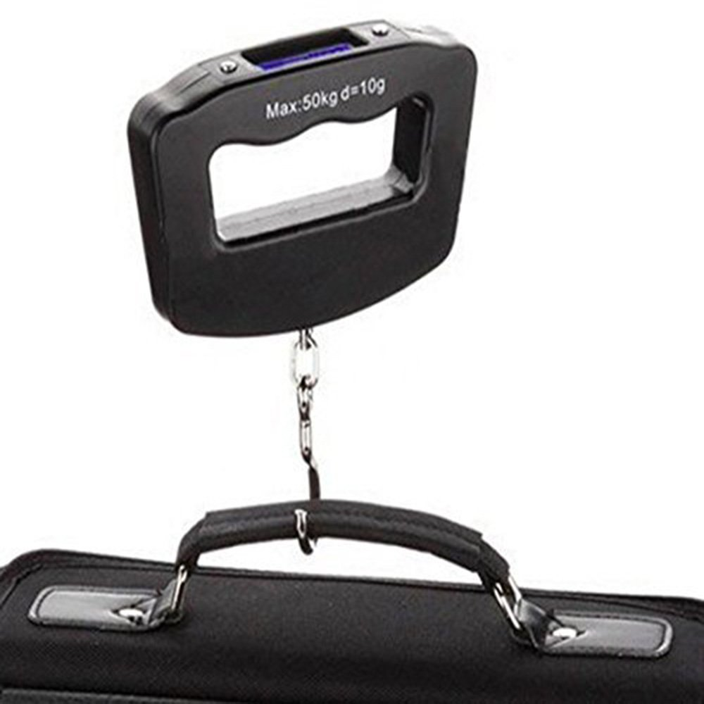 10G-50KG便携式便携式秤/背光式电子液晶显示屏/手提箱,手提包,手提包/挂钩