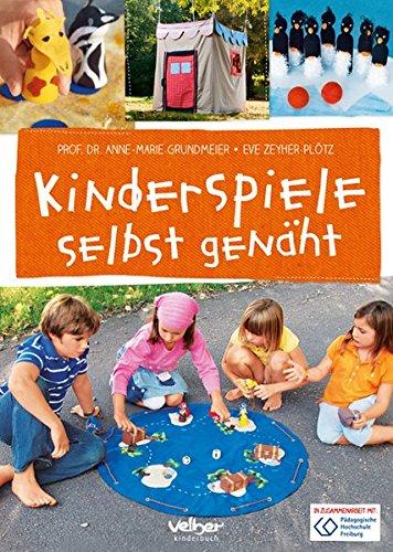 Kinderspiele selbst genäht