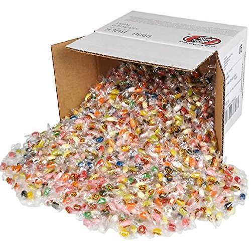 EASTER BASKET FILLERS, JELLY BELLY BULK, Approximately 2,500 pieces per bag. Non-returnable. Kosher. For ages (Jelly Belly Halloween Costume)