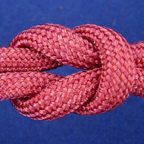 MilSpec Paracord Cranberry Red 110 ft. Hank, Military Survival Braided Parachute 550 Cord. Use with Paracord Tools for Tent Camping, Hiking, Hunting Ropes, Bracelets & Projects. Plus 2 eBooks. by Paracord 550 Mil-Spec (TM) (Image #7)