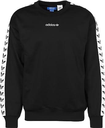 adidas TNT Tape Crew Adicolor Classics sweat blackwhite