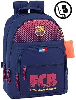 Safta Mochila Escolar Infantil Animada F.C. Barcelona Corporativa ... d7028feafb8