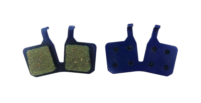 Standard Biologico EBC Unisex Magura MT5 2014+ Pastiglie Freno Disco Verde Taglia Unica