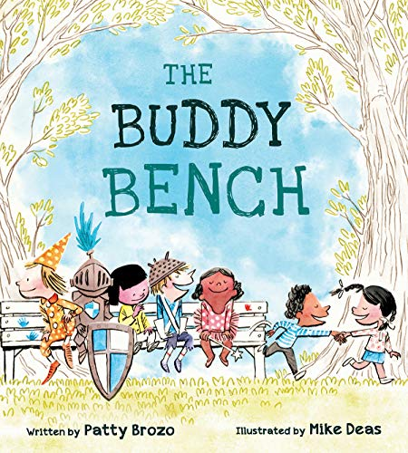 Book Cover: The Buddy Bench