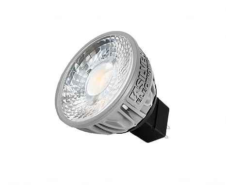 Silver Electronics 440516 LED Pro Dicroica 5 W, Gris 3 x 5 x 5.2 cm