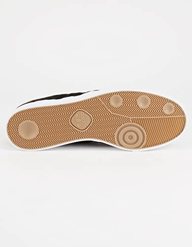 Adidas Seeley Premier Classé Cblack ftwwht gum4 Skate Shoe 8 Us
