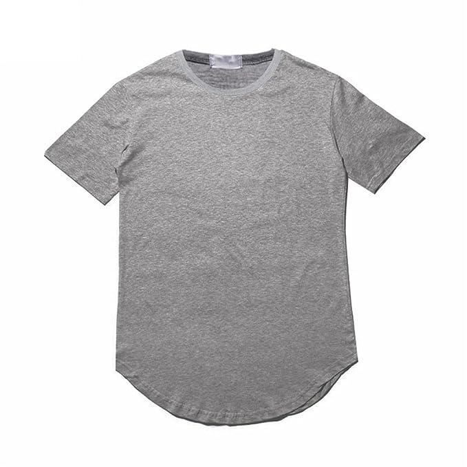 ff0a0eec Amazon.com: Men's T Shirt Kanye West Extended T-Shirt Men Clothing ...