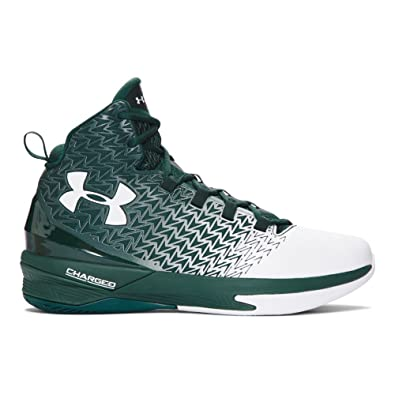 67c64ebee72 Image Unavailable. Image not available for. Color  Under Armour UA ClutchFit  Drive 3 12.5 Forest Green