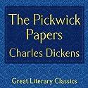 The Pickwick Papers Hörbuch von Charles Dickens Gesprochen von: Gabriel Woolf