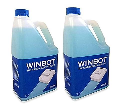 Amazon.com: Winbot Solución de limpieza profesional Refill ...