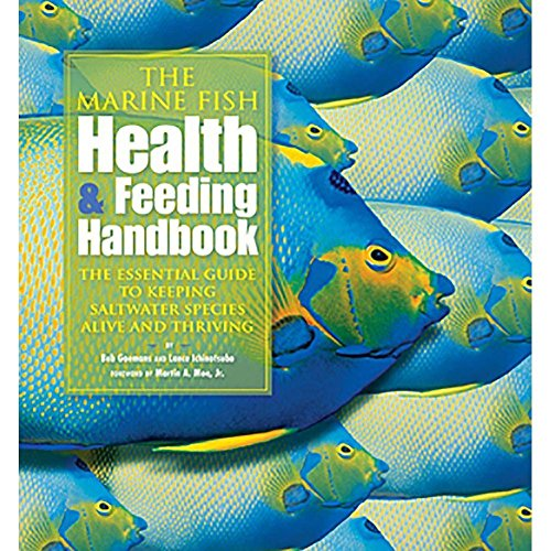 TFH The Marine Fish Health & Feeding Handbook Book