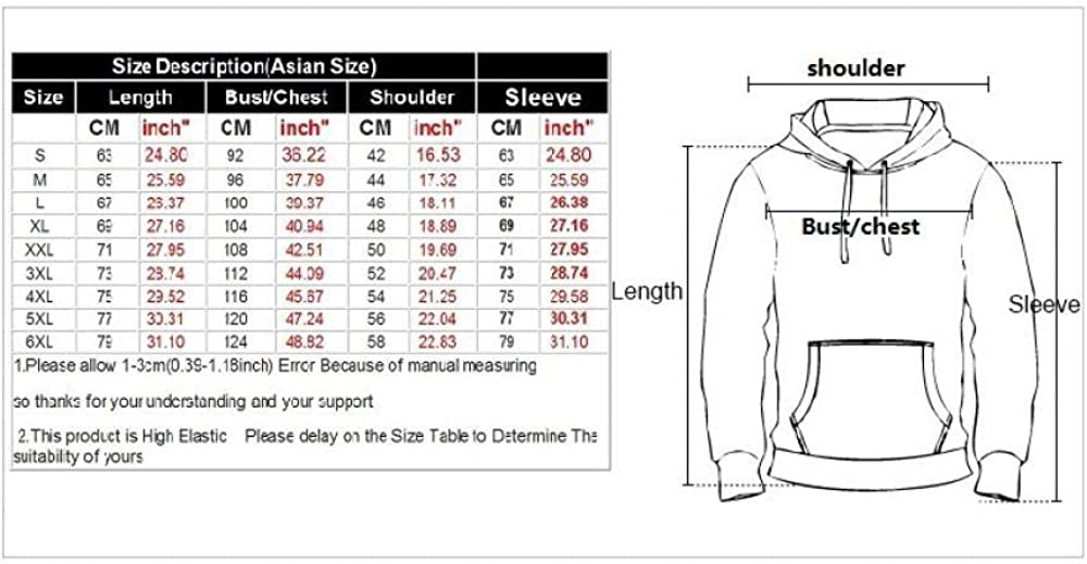 Europa und Amerika Männer/Frauen Hoodies mit Hut Hoody Print Farbblöcke Herbst Winter 3D Sweatshirts Hooded Hood Tops Gh-3816