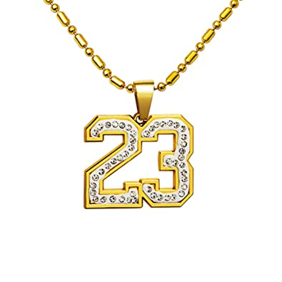en item crystal cz titanic stamp i real souq set necklace stone pendant big xl gold kw with plated sparkle