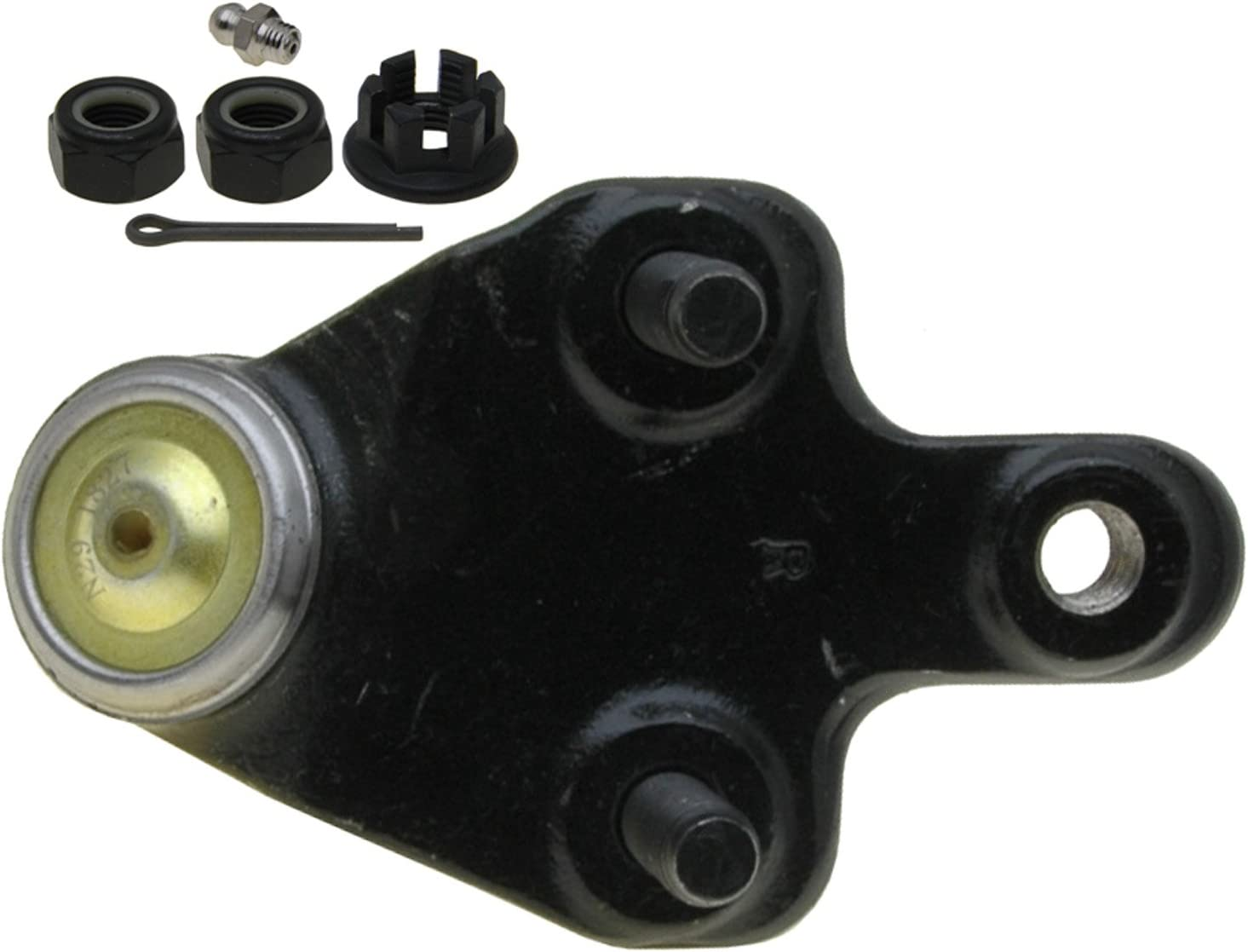 ACDelco 45D10007 Professional Front Passenger Side Lower Suspension Ball Joint Assembly