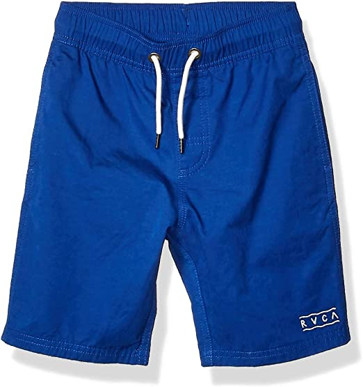 RVCA Boys Big Gerrard Elastic Short