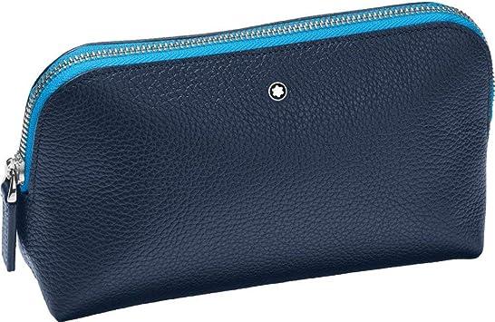 Montblanc clásico, 20cm, Azul: Amazon.es: Equipaje