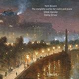 York Bowen: Sämtliche Werke für Violine und Klavier