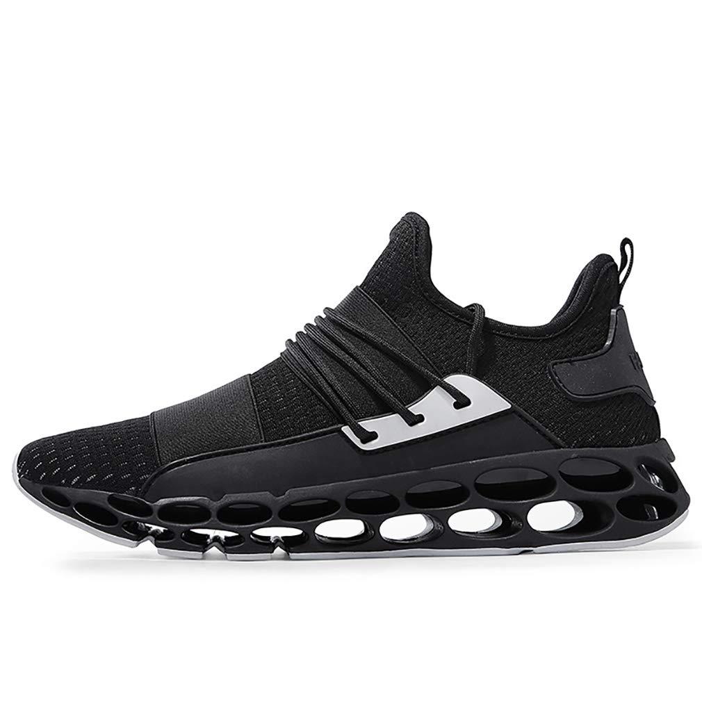 quality design 96068 1d353 YAN scarpe da ginnastica ginnastica ginnastica da uomo Knit Low-top Running  scarpe TPU Sole Blade Shock Scarpe da trekking Novit agrave  Scarpe nere,  rosse, ...
