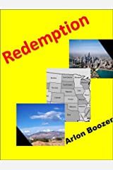 Redemption (Averal Saunders Book 3) Kindle Edition