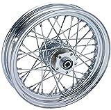 V-Twin Manufacturing 16'' 40 Spoke Rear Wheel 52-0855