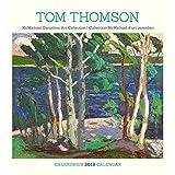 Tom Thomson 2019 Wall Calendar (English and French Edition)