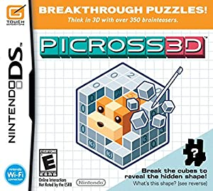 Picross 3D - Nintendo DS by Nintendo