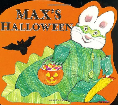 Max's Halloween (Max and Ruby)