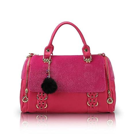 Recoc mujeres de marcas famosas bolsos messenger bolsa ...