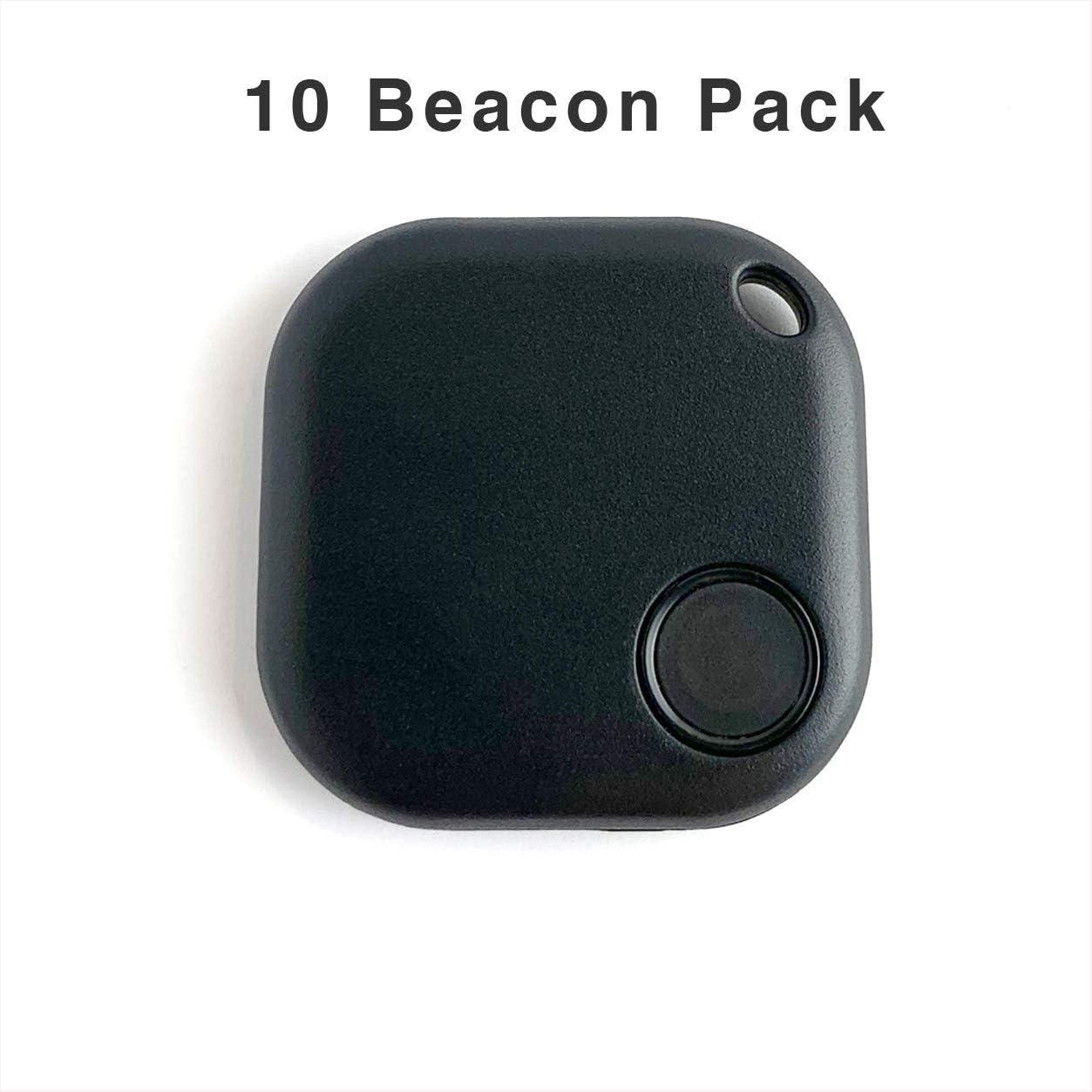 Blue Charm Beacons - Bluetooth BLE iBeacon (BC011-MultiBeacon) - Long Range BLE 5.0 - (Pack of 10)
