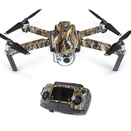 Mightyskins Skin for Dji Mavic Pro Quadcopter Drone, Drt, 0 01 Pound