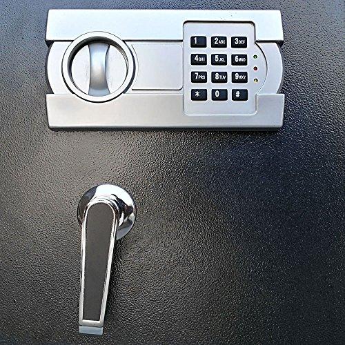 Benlet Home Office Security Safe 1.8 Cubic Feet Electronic Digital Keypad Steel Black Box by Benlet (Image #4)