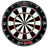 Shot! Bandit Official World Dart Federation Competition Dartboard