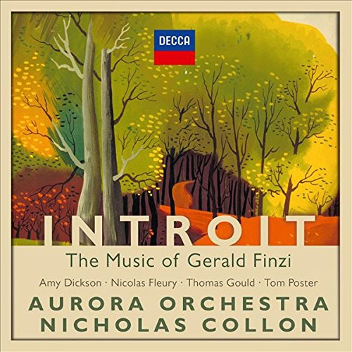 (Introit: Music of Gerald Finzi)