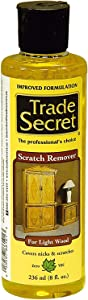 Scratch Remover for Light Color Wood Furniture and Floor Cover Nicks and Scratches, Camouflage Minor Defects (8oz / 236 Ml)