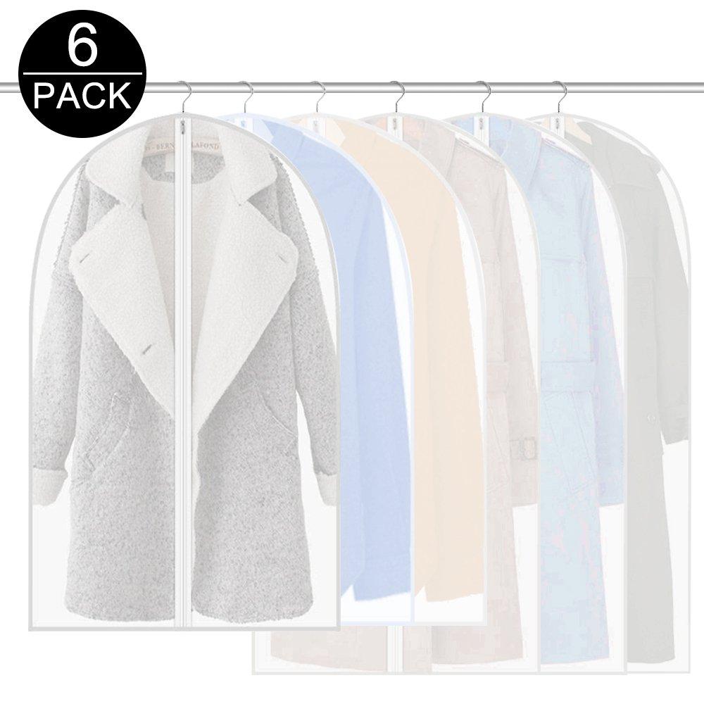 Kleidersack, Samione Kleidersäcke inkl. 3 von 120 x 60 cm und 100 x ...