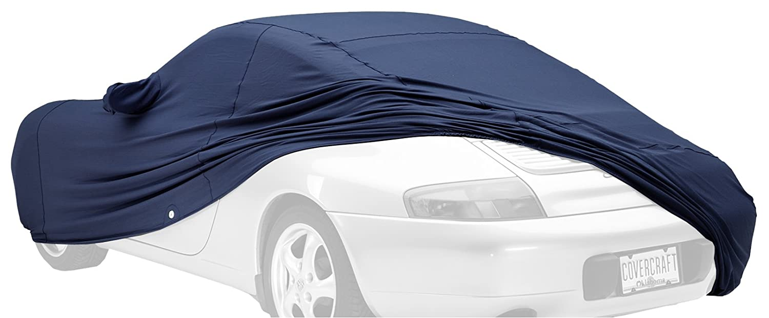 Metallic Dark Blue FF1303FD Covercraft Custom Fit Form-Fit Series Car Cover
