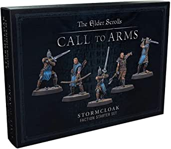 Modiphius Elder Scrolls Call to Arms - Stormcloak Faction Starter
