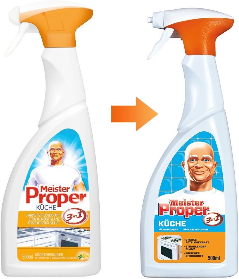 Mister Proper 16 limpieza de electrodoméstico - limpieza de  electrodomésticos