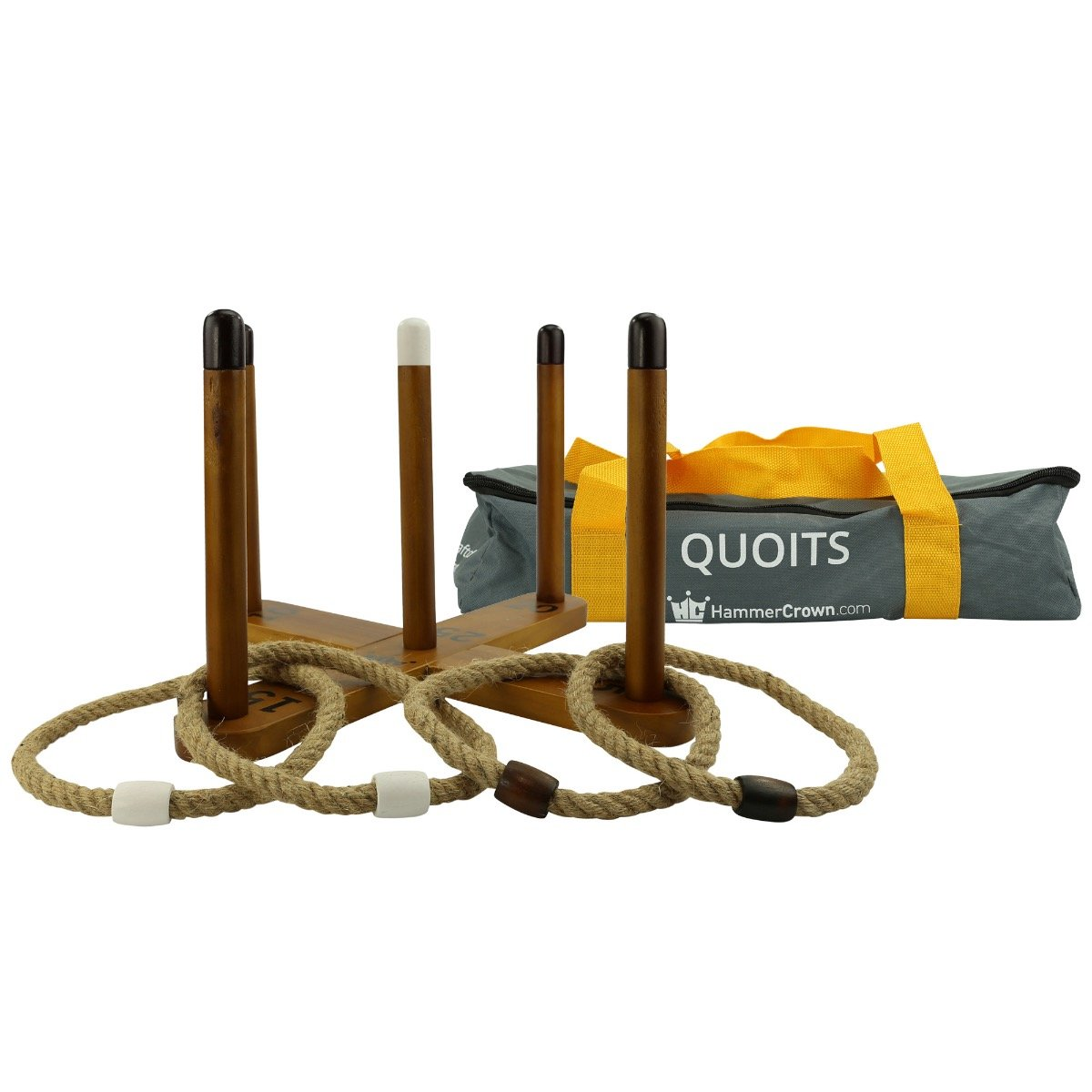 Hammer Crown Quoits Ring Toss Game by Hammer Crown