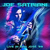 Satriani : Live in San Jose '88 [Import allemand]