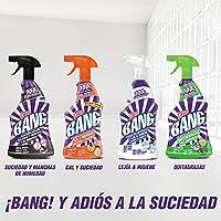 Cillit Bang Quitagrasas Limpiador spray - Pack de 3 x 750 ml ...