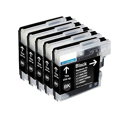 Cartuchos de impresora de repuestos para Brother LC 1100 XL de ...