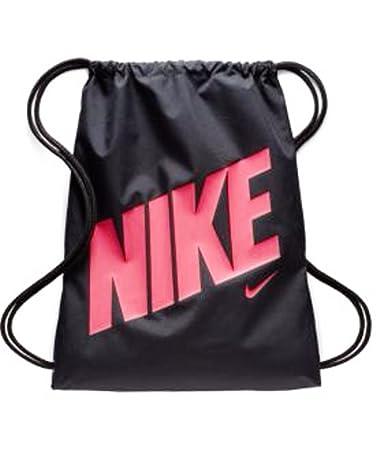 475d55bd7c2d4 Nike Beuteltasche Gleichheit Kordelzug Gymsack Rucksack Sport Schultasche  (Industrial Blue Tidal Blue Sea